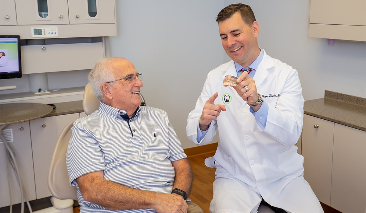 Implant-Supported Dentures in Central Virginia