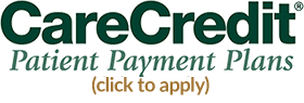 CareCredit Logo and link