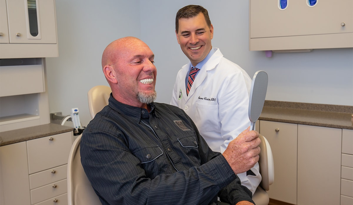 Full-Mouth Rehabilitation in Central Virginia